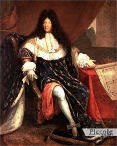 MERCURIO nei segni di Terra e Aria Luigi XIV