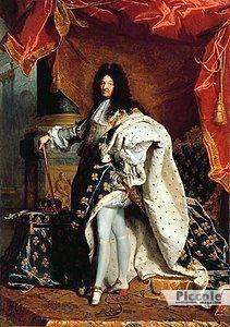 L'ULTIMA AMANTE: Luigi XIV