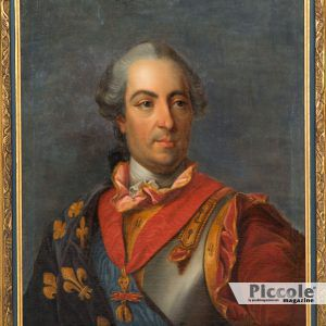 Quattro Sorelle, Luigi XV
