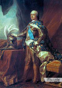 LUNA nei segni di Terra e Aria Luigi XV