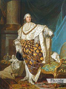 LA FINE DI UN'AMANTE: Luigi XVI