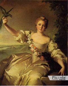 MORTE PER PARTO: Madame de Chateautoux