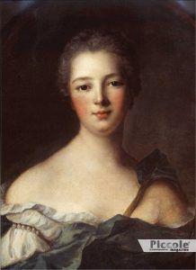 Madame de la Tournelle, Quattro Sorelle