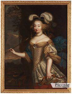 L' AMANTE E LA TANGENTE: Madame de Montespan