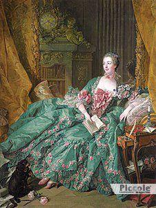 I gioielli delle amanti: Madame de Pompadour