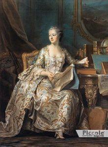 IL VIZIO MINORE: Madame de Pompadour