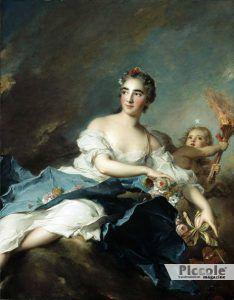 Madame de Vintimille, Quattro Sorelle