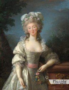 IL VIZIO MINORE: Madame du Barry