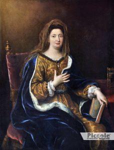 Madame de Maintenon amante di Luigi Quattordicesimo