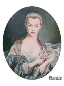 Madame de Pompadour amante di Luigi Quindicesimo