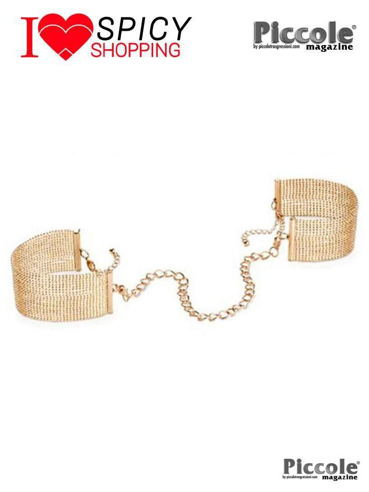 Magnifique Collection Manette a forma di braccialetto mellatiche by Bijoux Indiscrets
