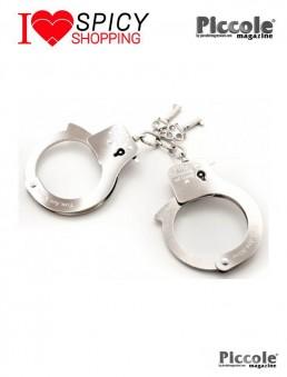 Manette metalliche handcuffs fifty shades of grey