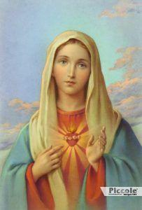 IL MISTERO DELLA BIBBIA: Maria