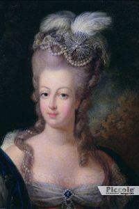 LA FINE DI UN'AMANTE: Maria Antonietta