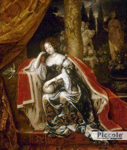 IL RIPOSO DELLE FAVORITE: Maria II Stuart