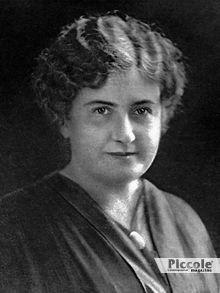 La Donna della VERGINE: Maria Montessori