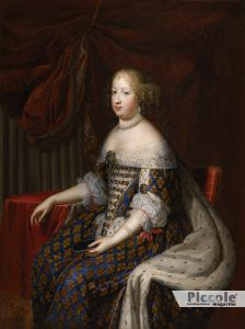 Maria Teresa di Spagna - Regine di cuori e regina di picche