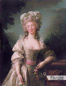 LA FINE DI UN'AMANTE: Marie-Jeane Bécu Contessa du Barry