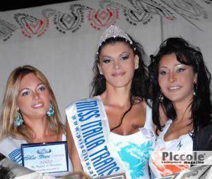 Mary Sommella, vincitrice Miss Trans Italia 2007
