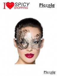 Maschera Veneziana Metallica Argento by Fifty Shades Of Grey