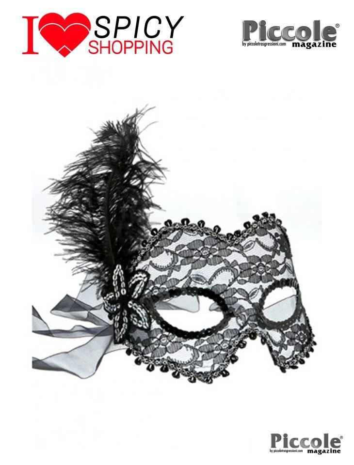 Maschera GP Venetian Eye Mask BDSM- Guilty Pleasure