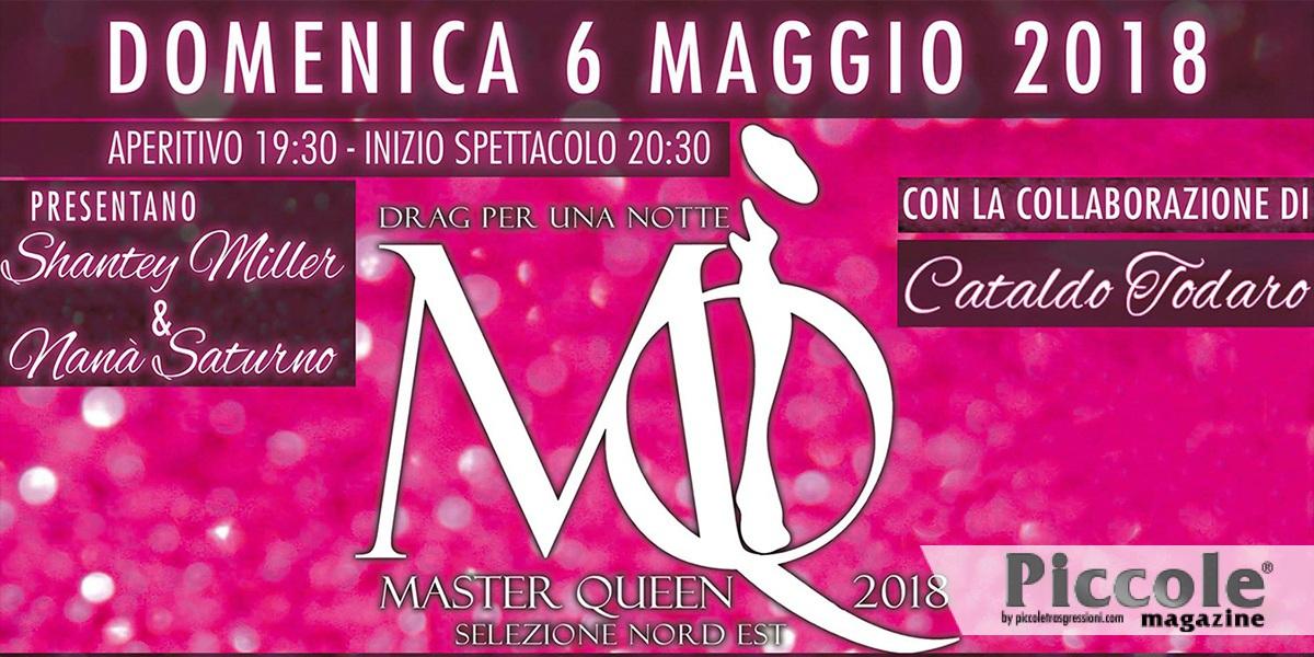 Domenica 6 Maggio ad Abano Terme le selezioni del Master Queen Nord Est
