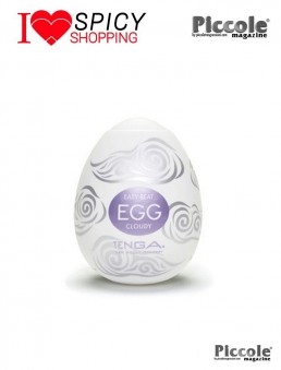 EGG CLOUDY - TENGA