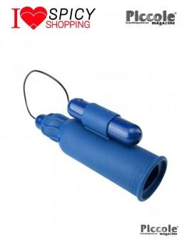 TREMBLE STROKER 10 FUNCTION BLUE - NMC