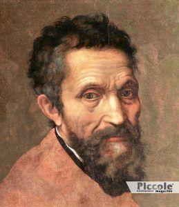 Luminari e Pianeti: MARTE Michelangelo Buonarroti