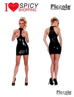 Abito mini dress in latex by Guilty Pleasure
