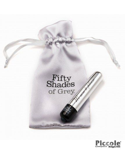 Mini Vibratore We Aim To Please by Fifty Shades Of Grey
