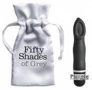 Mini vibratore clitorideo in silicone by fifty shades of grey