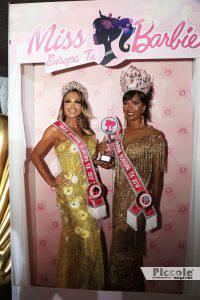 Intervista a Sharllote Kawask, Miss Barbie Europa Tx 2018