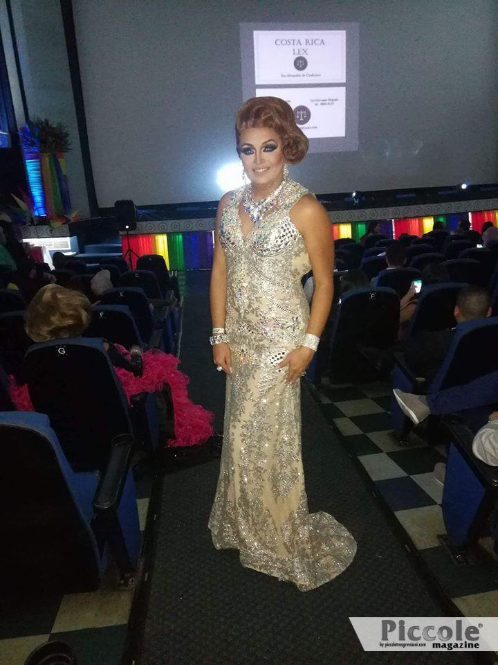 Ivanna, Miss Teen Gay International 2018