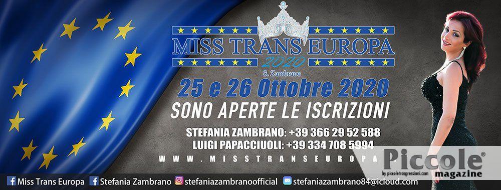 Miss Trans Europa 2020