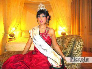 Miss Trans Italia 2013, Alessia Bergamo