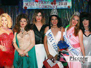 Camila vincitrice Miss Trav Company 2018
