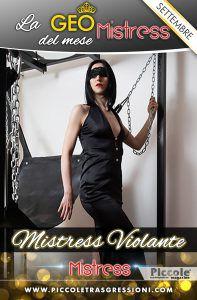 Geo Agosto 2018 Mistress
