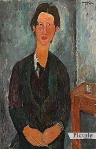 Luminari e Pianeti: LUNA Modigliani