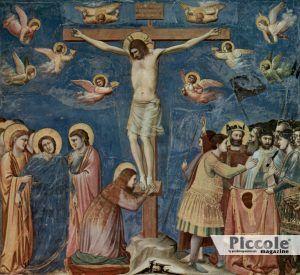 GLI EGIZI ED IL FALLO: morte di Cristo