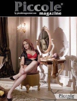 Intervista a Nadia Grey, una vera guerriera