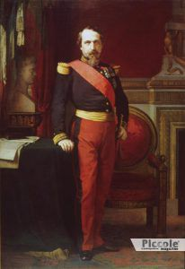 LE NOBILI DEL LETTO: Napoleone III
