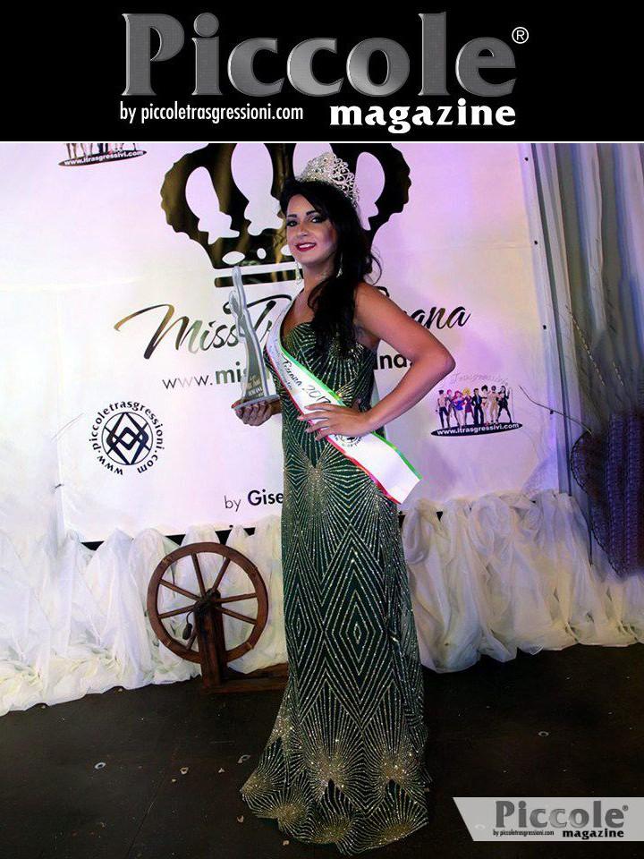 Intervista alla Miss Natasha Souza