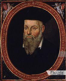 GLI AMANTI MUOIONO INSIEME: Nostradamus