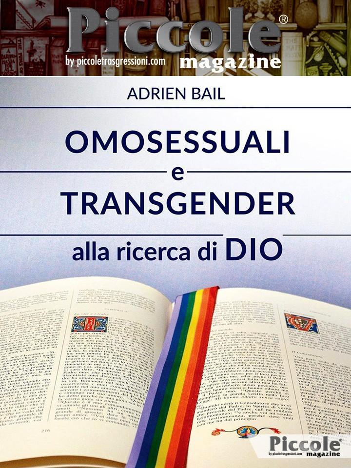 Omosessuali e Transgender alla ricerca di Dio di Adrien Beil