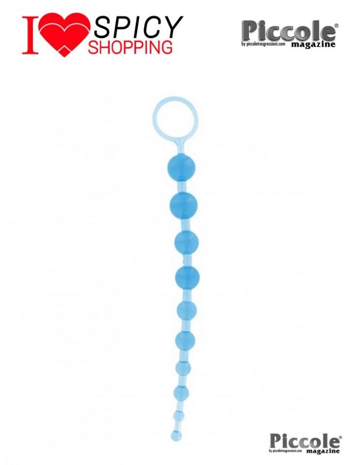 THAI TOY BEADS BLUE - TOY JOY