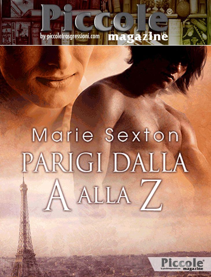 Parigi dalla A alla Z di Marie Sexton