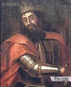 I figli riconosciuti: Re Pedro del Protogallo