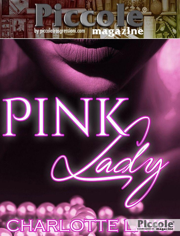 Foto copertina del libro Pink Lady di Charlotte Lays