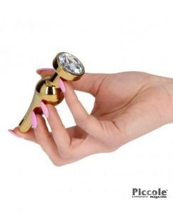 ACE OF SPADES GOLD SMALL - TOYZ4LOVERS